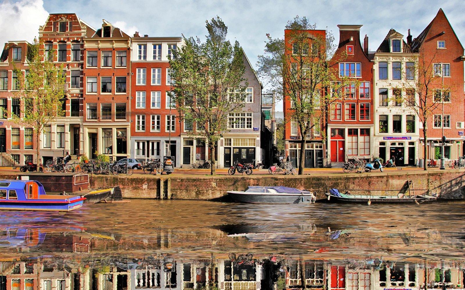 Busem do Holandii